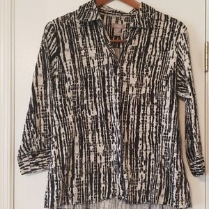 Chico's Button-down Shirt